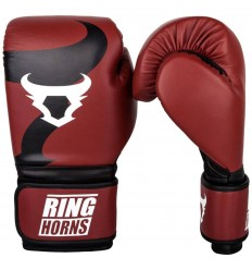 Guantes de Boxeo Ringhorns Charger Rojo