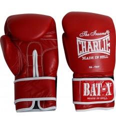 Guantes de Boxeo Charlie  Bat- X Rojo