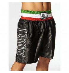 Pantalon Boxeo Leone 1947 Italia - Negro