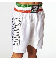 Pantalon Boxeo Leone 1947 Italia - Blanco