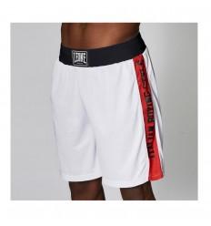 Pantalón de Boxeo LEONE 1947 Italy - Blanco