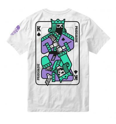Camiseta PRiDEorDiE King of Spades
