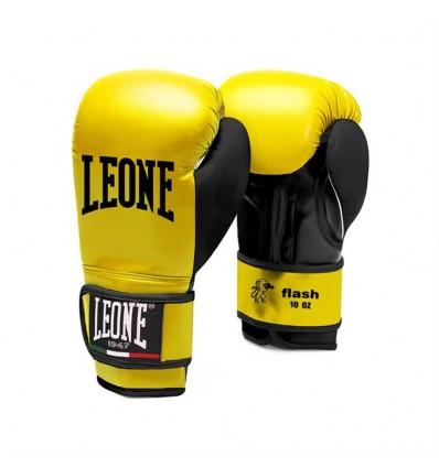 Guantes de Boxeo Leone Flash - Amarillo