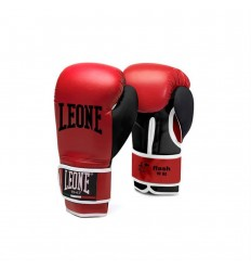 Guantes de Boxeo Leone Flash - Rojo