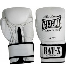 Guantes de Boxeo Charlie Bat- X Blanco