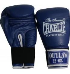 "Guantes de Boxeo Charlie "" Outlaw"" Azul"