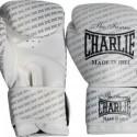 Guantes de Boxeo Charlie Blast - Blanco