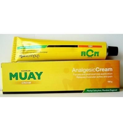 Crema Analgesica Muay Thai