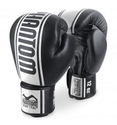 "Guantes de boxeo Phantom ""MT-Pro"" Negro - Blanco"